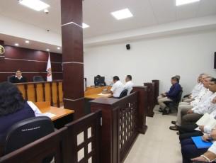 Ya funciona sala del Sistema Penal Acusatorio del TSJ