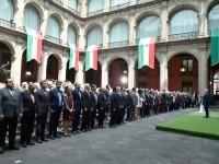 Gobernadores respaldan  políticas de López Obrador