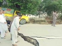 ¡Tiembla en Pakistán!