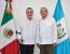Se reúne López Obrador con el presidente electo de Guatemala