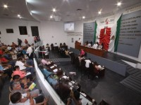 Aprueban diputados agenda legislativa