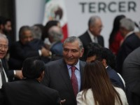 Respalda Adán Augusto logros  del Presidente López Obrador