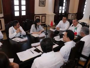 Busca China consolidar relación  de cooperación con Tabasco