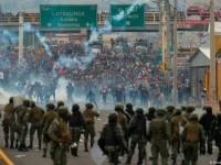 Ecuador en el caos