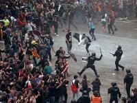 Cataluña en huelga