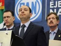 Presenta PAN denuncia ante  la FGR contra AMLO y Durazo