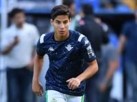 Diego Lainez comanda lista del Tri sub 22
