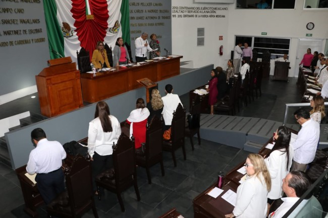 Reprueban cuenta  pública de Núñez