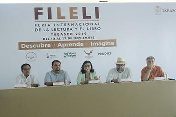 Busca Feria Internacional del Libro, ser la mejor del país