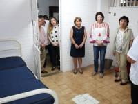 Atestiguan donación de equipo médico a Tutelar de Menores