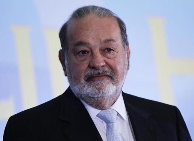 Slim anuncia participación en  licitaciones del 'Tren Maya'