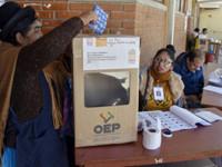 Bolivia prepara nuevas elecciones