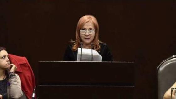 Elige Senado a Rosario Piedra  como nueva titular de la CNDH