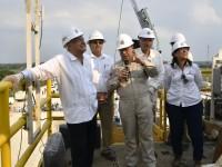 ¡Estable la producción de petróleo!
