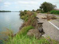 Latente peligro la vía Jonuta-Centla