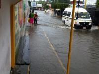 Baja la intensidad  de las lluvias, pero deja afectaciones