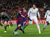 Barcelona y Real Madrid dividen puntos