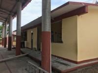 Reconstruyen escuela  indígena, en Centla