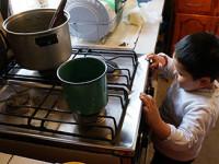 Previene Salud sobre  accidentes infantiles
