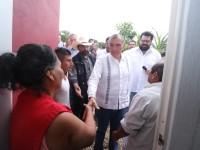 Dotan de vivienda digna a los indígenas choles