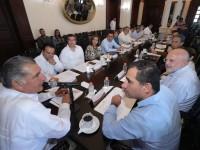 Se reúne Adán Augusto con  representantes del BID