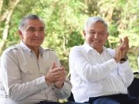 Agradece Adán apoyo de  AMLO para detonar el  desarrollo de Tabasco
