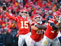 Kansas City logra histórica  remontada ante Houston
