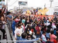 """Celebran tabasqueños  """"Desfile del Día de Reyes"""""""