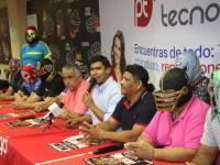 Invita la Corat a función de  lucha libre, el 16 de febrero