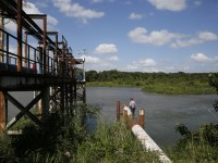 "Azolve de río Carrizal afecta  operación de planta ""La Isla 1"""