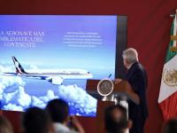 Ofrecen el avión presidencial, hasta para pagarlo en especie
