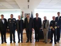 Acuerdan México y  EU reducir el tráfico de armas y drogas