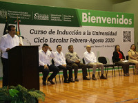 Llama Narváez a los jóvenes a aprovechar ingreso en la UJAT
