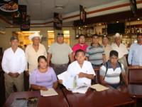 Marcharán más de mil 500 campesinos contra PEMEX
