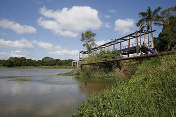 Causa estragos escasez de agua en la potabilizadora 'La Isla'
