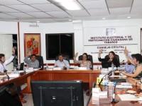 Acuerda el IEPCT multar a  Morena, PRI, PRD y PVEM por irregularidades en 2017