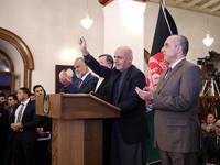 Ashraf Ghani gana reelección