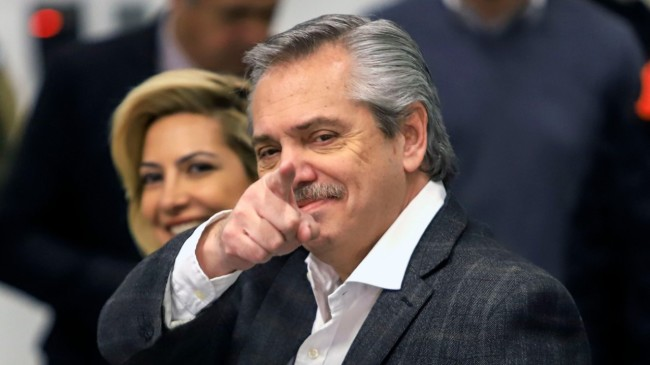 Fernández recibe  luz  verde del FMI