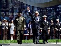 """Agradece López Obrador a Fuerzas Armadas por """"dar la espalda al golpismo"""""""