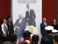 Retoma gobierno ideales de Madero