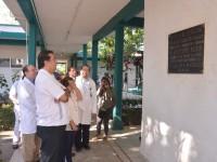 Supervisa Narváez las instalaciones de DACS