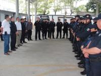 Reorganizará a la policía municipal