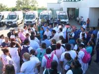 Carecen trabajadores del IMSS de insumos para atender coronavirus