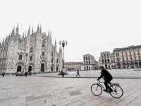 Toda Italia en cuarentena