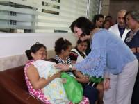 Fortalecen programa 'Abrigo para todos', en el Hospital de la Mujer