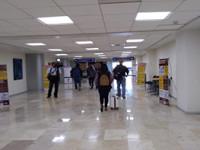 Instala Salud protocolo de prevención en aeropuerto