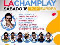 """""""Chicharito"""" va a La Champlay"""