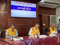 Asciende a 71 los  casos de Covid-19