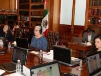 Dialogan con los gobernadores  sobre reanudación de actividades