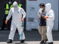 México supera los 35 mil casos de  Covid-19; hay 3 mil 465 fallecidos